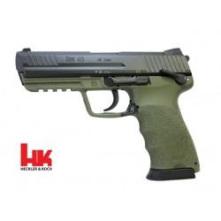 BROŃ PISTOLET H&K HK-45 GREEN