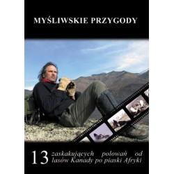 FILM DVD - MYŚLIWSKIE PRZYGODY
