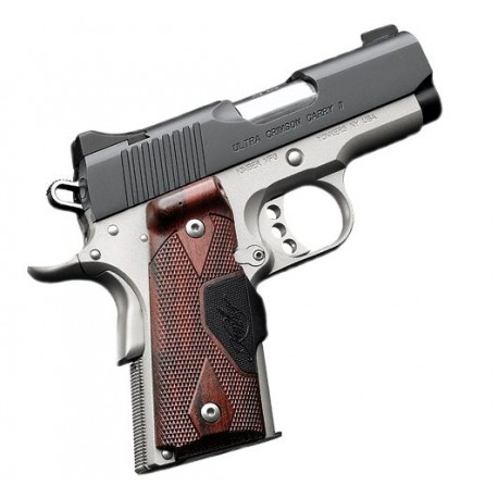 BROŃ PISTOLET KIMBER ULTRA CRIMSON CARRY II