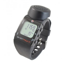TIMER SHOTMAXX 2 WATCH-WHITE