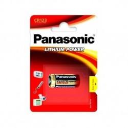 BATERIA PANASONIC CR123