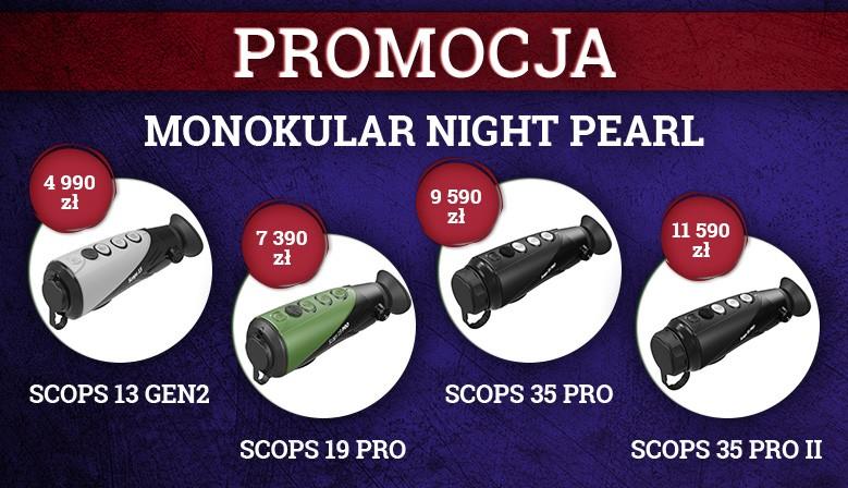 Night Pearl - promocja